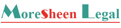 Moresheen Legal Logo